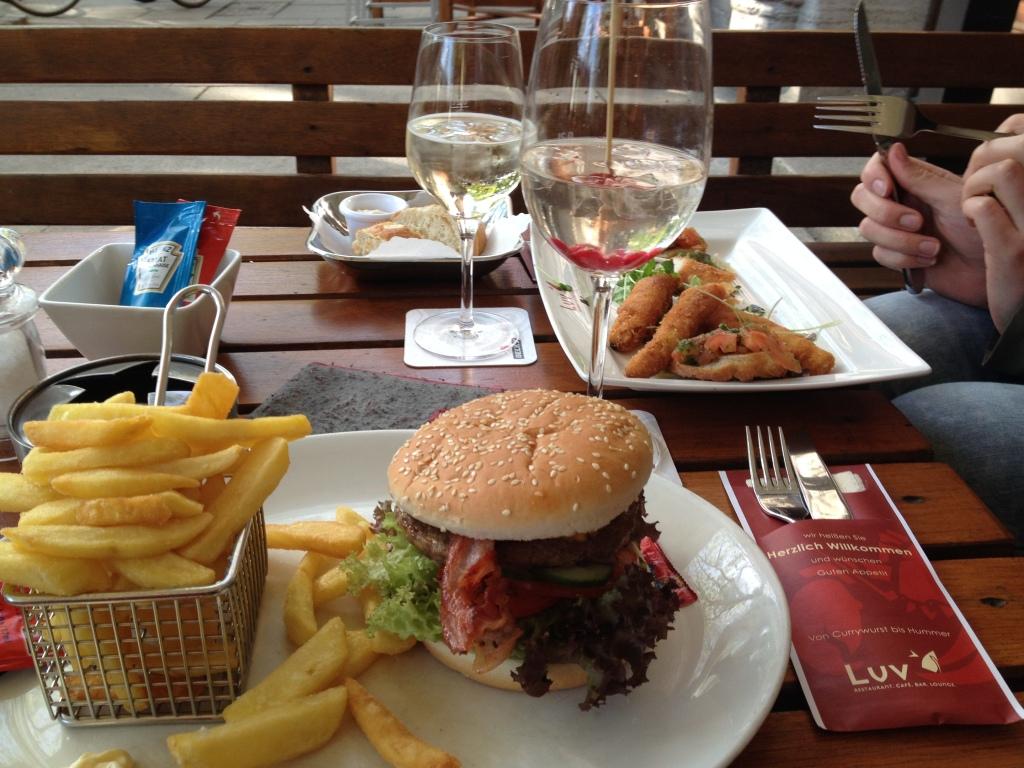 Burger in Bremen