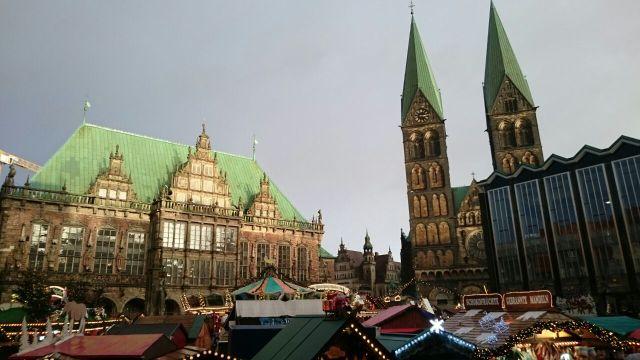 Christmas Market Bremen