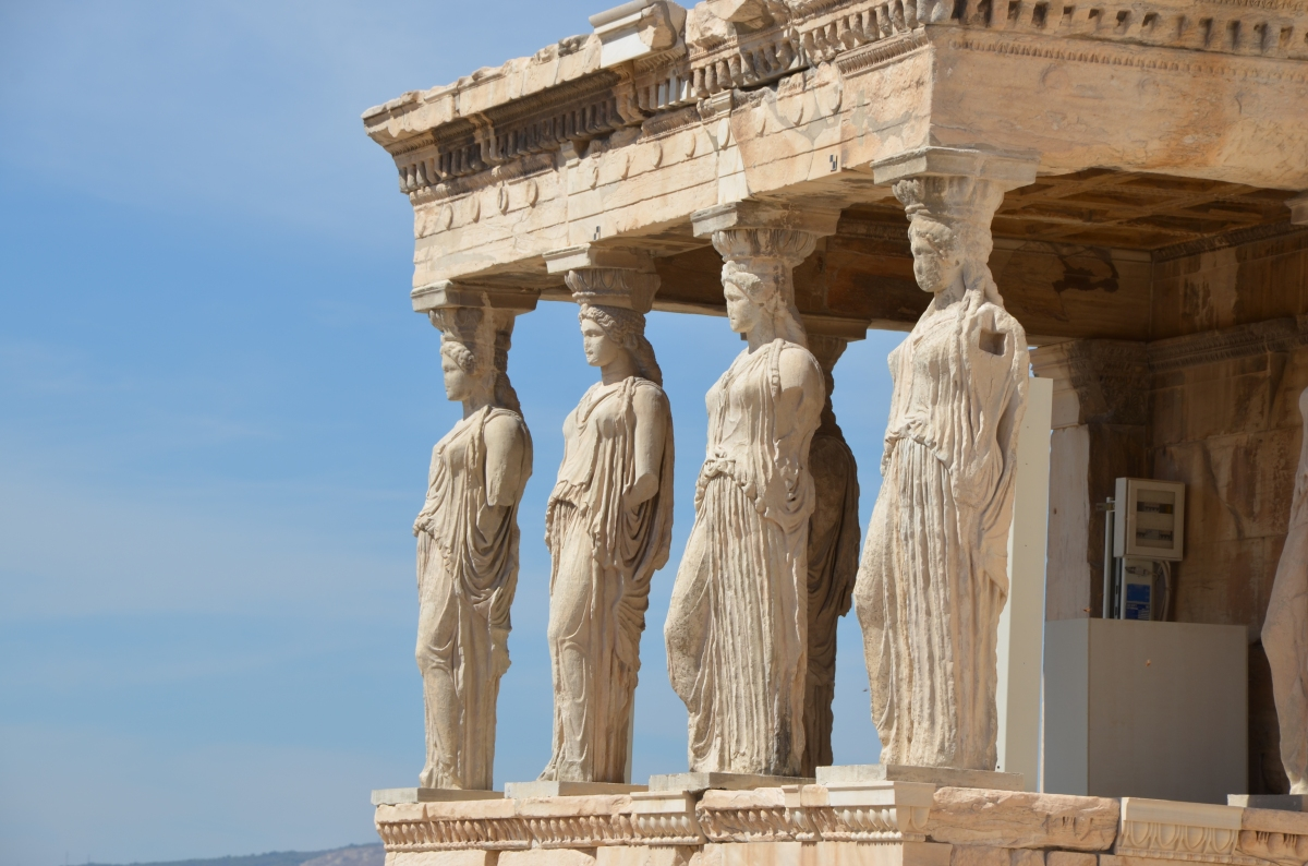 an analysis of the ancient building of the parthenon on the acropolis of athens The location of the temple in a city was also a way of linking the building to  of the acropolis and the parthenon  ancient city of athens the parthenon.